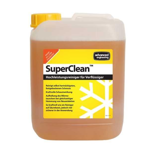SuperClean Hochleistungsreiniger Verflüssiger Kanister 5 Liter Konzentrat