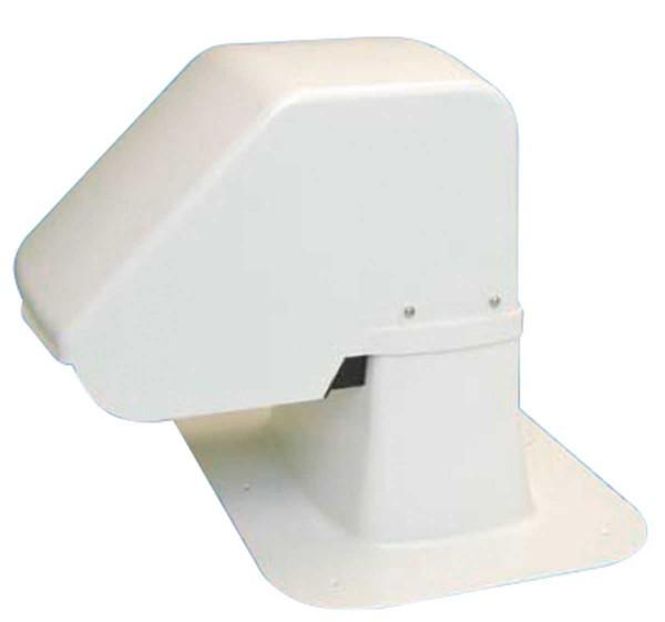 Flachdach Dachdurchführung Klima Kunststoff 125mm