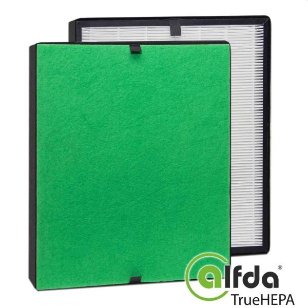 alfda Ersatzfilterset zu ALR160 Comfort TrueHEPA Filter