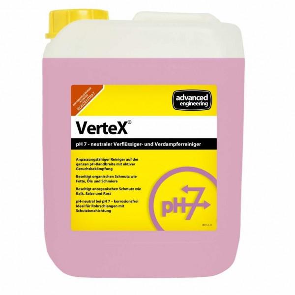 VerteX pH neutraler Reiniger Kanister 5 Liter