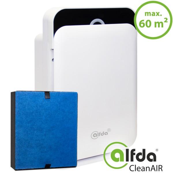 alfda HEPA-Luftreiniger ALR300 Comfort mit alfdaCleanAIR Filter