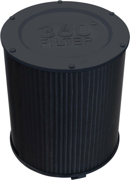 IDEAL Ersatzfilter zu AP30/40PRO HEPA-Filter mit extra hohem Aktivkohleanteil