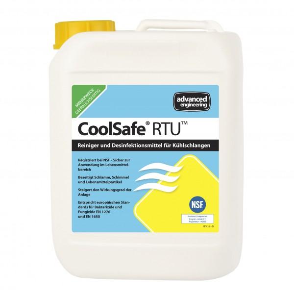 CoolSafe RTU Kühlanlagen Reiniger Kanister 5 Liter