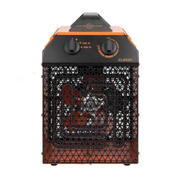 EUROM EK Delta 3000 Heizstrahler 3 KW 230 Volt mit Kabel