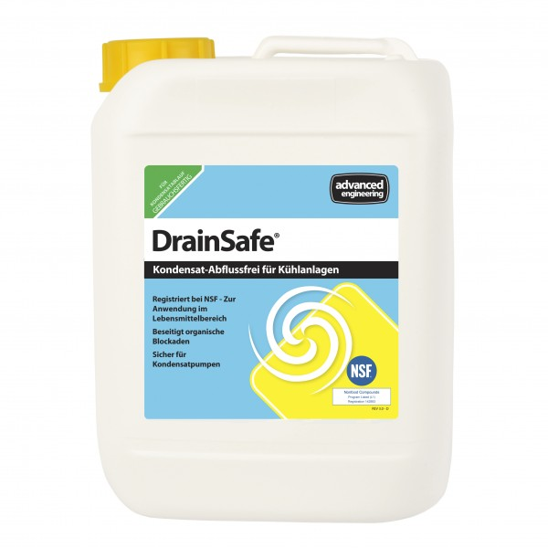 DrainSafe Kühlanlagen Abflussfrei Kanister 5 Liter
