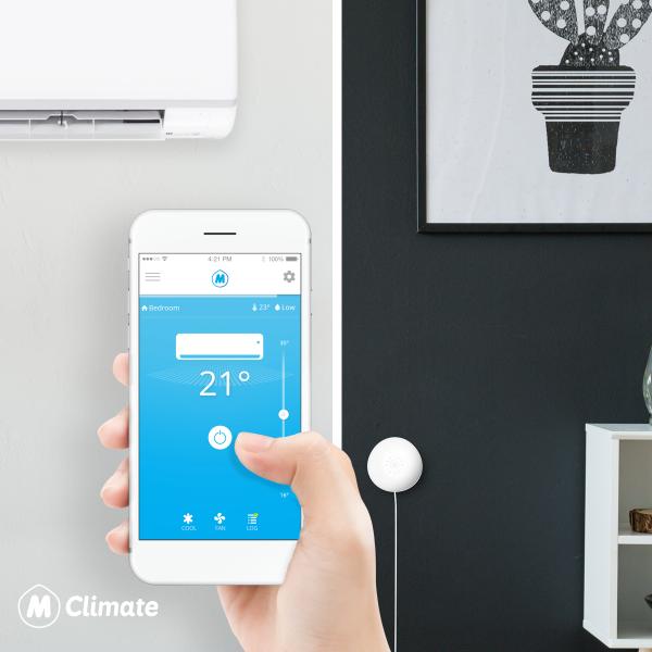 Seemelissa WiFi Klimasteuerung weiss