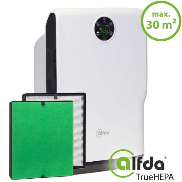 alfda HEPA-Luftreiniger ALR160 mit alfdaTrueHEPA Filter