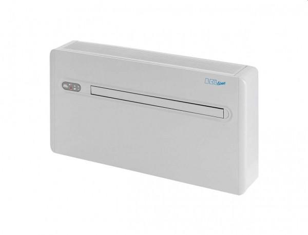 BKL line Klimagerät ohne Außeneinheit Inverter Wärmepumpe