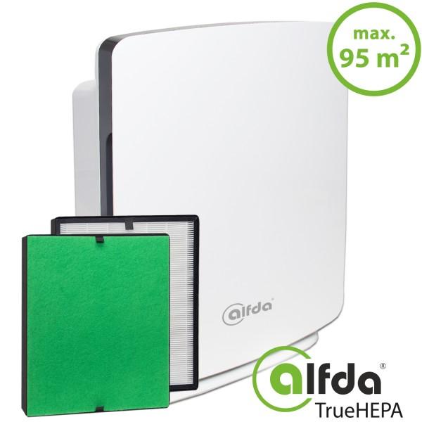 alfda HEPA-Luftreiniger ALR550 Comfort mit alfdaTrueHEPA Filter
