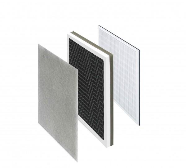 Argo Pury Plus Ersatzfilter Hepa H13 Filterpaket mit Vorfilter und Aktivkohle