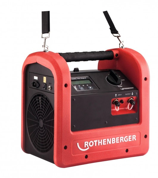 Rothenberger ROREC PRO Digital Absauggerät