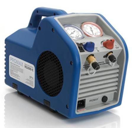 Promax RG3000E Kältemittel-Hochdruck-Entsorgungsgerät