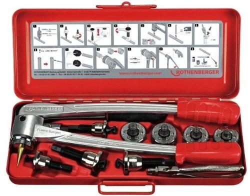 Rothenberger Combi Kit Expander / Aushalser metrisch 011180X