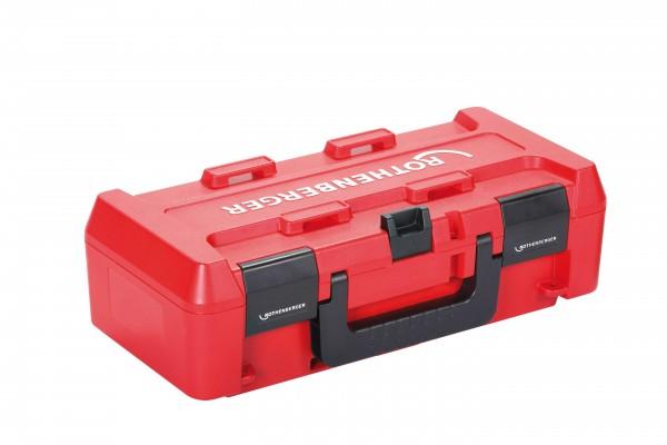 Rothenberger Rocase Koffer für Roflare Revolver
