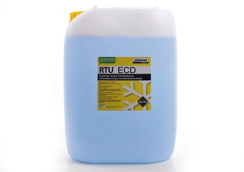 RTU ECD Verdampferreiniger und Desinfektionsmittel Kanister 5 Liter